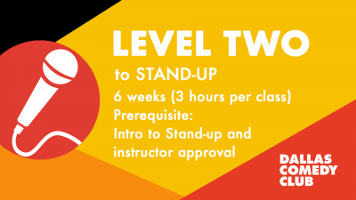 Classes Preview level 2 standup