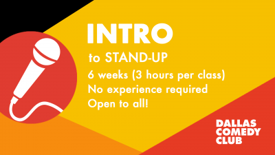 Classes Preview stand up intro