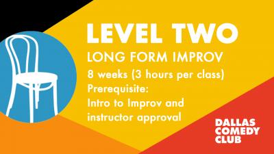 Classes Preview level 2 improv
